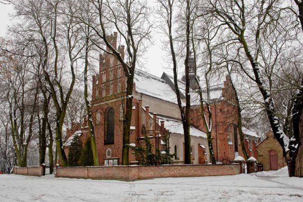 Kościol pw sw Jozefa fotograf Ciechanow z Ciechanowa Przemyslaw Kuzniewski