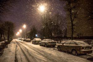 Nadfosna zima fotograf Ciechanow z Ciechanowa ciechanowiak Przemyslaw Kuzniewski