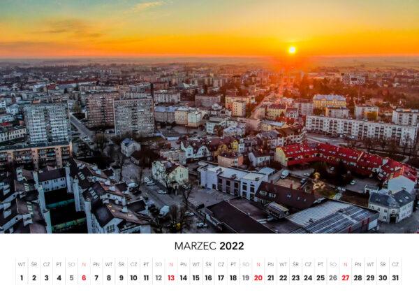 03 marzec kalendarz 2022 Ciechanow ciechanowiak Przemyslaw Kuzniewski