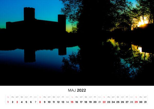 05 maj kalendarz 2022 Ciechanow ciechanowiak Przemyslaw Kuzniewski