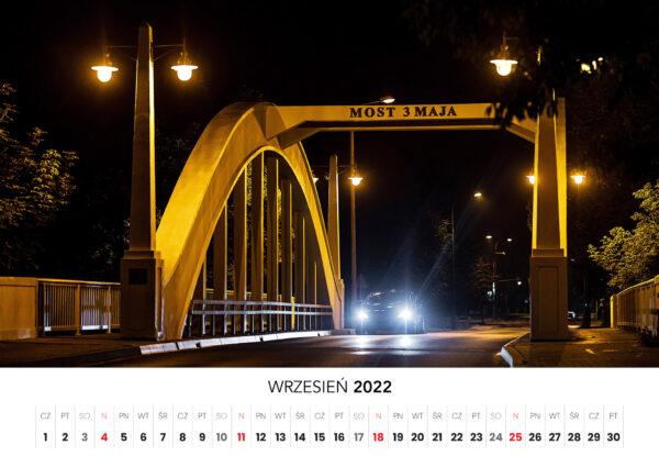 09 wrzesien kalendarz 2022 Ciechanow ciechanowiak Przemyslaw Kuzniewski